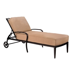 Woodard Apollo Chaise Lounge - 7U0470