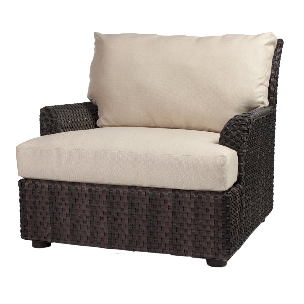 Woodard Aruba Lounge Chair - S530011
