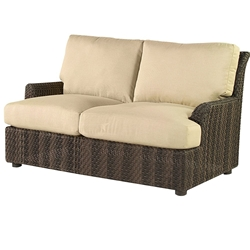 Woodard Aruba Loveseat - S530021