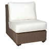 Woodard Augusta Armless Sectional Chair - S592001