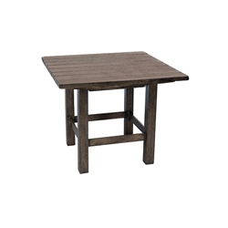 Woodard Augusta Woodlands Square End Table - S592203