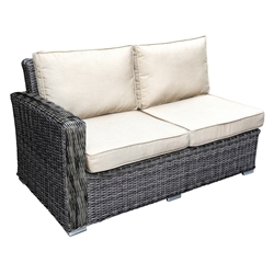 Woodard Bay Shore LAF Sectional Love Seat - S509031L