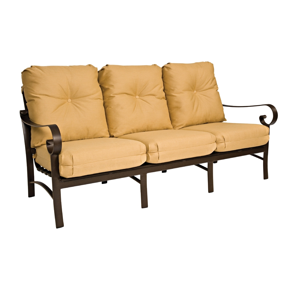 Woodard Delphi Cushion Sofa 850420