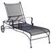 Woodard Bradford Adjustable Chaise Lounge - 7X0070