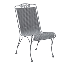 Woodard Briarwood High Back Dining Side Chair - 400002