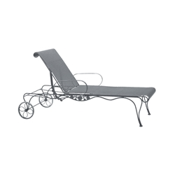 Woodard Briarwood Adjustable Chaise Lounge - 400070