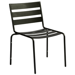 Woodard Cafe Series Metro Dining Side Chair - Stackable - 110002