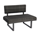 Canaveral Modern Wicker Outdoor Lounge Set - WD-CANAVERAL-SET1