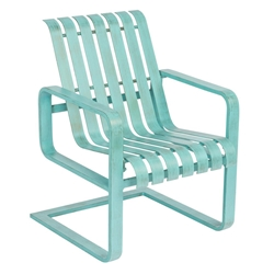 Woodard Colfax Spring Dining Arm Chair - 7K0405