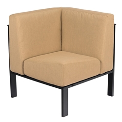 Woodard Comstock Corner Sectional Chair - 720060