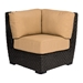 Woodard Cooper Wicker Corner Sectional Unit - S640051