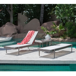 Woodard Daytona Chaise Lounge Set - WD-DAYTONA-SET2