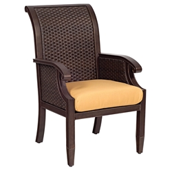 Woodard Del Cristo Dining Arm Chair - 950401