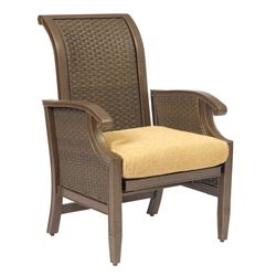 Woodard Del Cristo Rocking Arm Chair - 950405