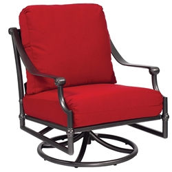 Woodard Delphi Cushion Swivel Rocking Lounge Chair - 850677