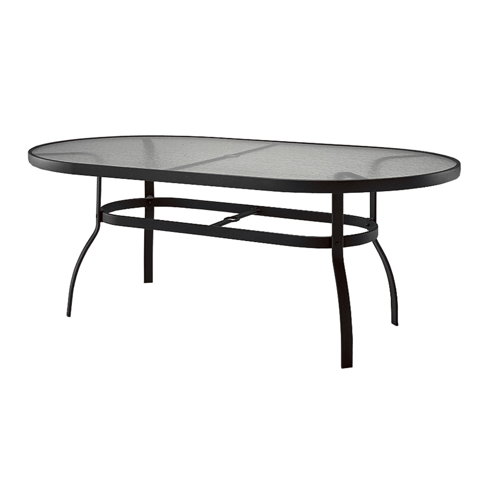 42 round glass dining table woodard deluxe 30 quot glass top dining table 826130w 7358