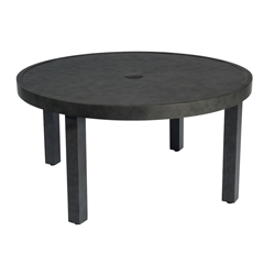 "Woodard Essential 36"" Round Umbrella Coffee Table - 6Y0637"