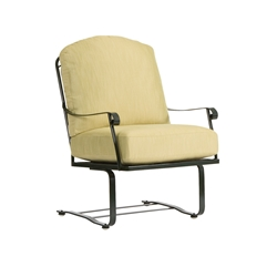 Woodard Fullerton Spring Lounge Chair - 2Z0077