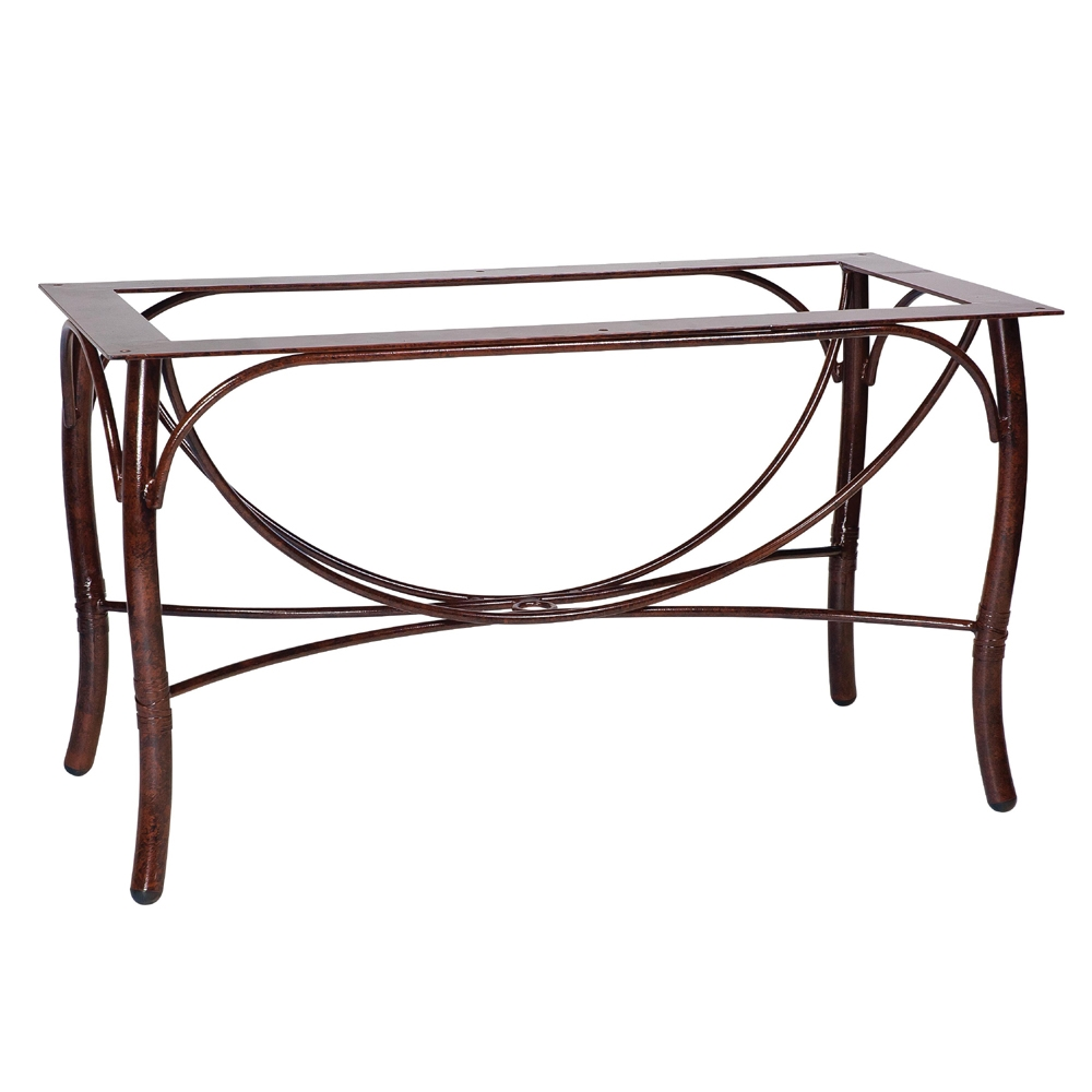 Woodard Glade Isle Large Dining Table Base - 1T7200