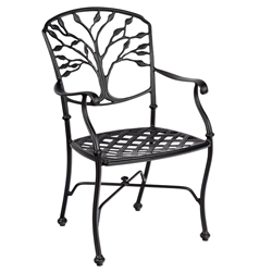 Woodard Heritage Dining Arm Chair - 8F0410