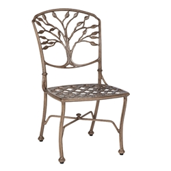 Woodard Heritage Dining Side Chair - 8F0412