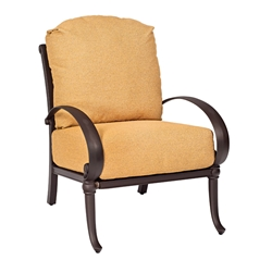 Woodard Holland Lounge Chair - 7z0406