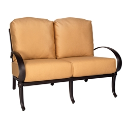 Woodard Holland Loveseat - 7z0419