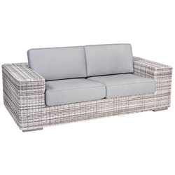 Woodard Imprint Love Seat - S501021