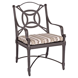 Woodard Isla Dining Arm Chair - 4N0401