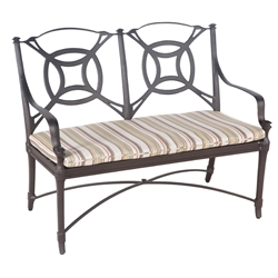 Woodard Isla Bench - 4N0414