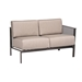 Jax Wrought Iron L-Sectional Patio Set - WD-JAX-SET3