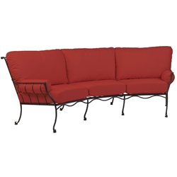 Woodard Maddox Crescent Sofa - 7F0064