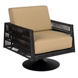 Woodard Maiz Swivel Lounge Chair - S526015