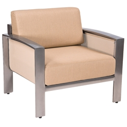 Woodard Metropolis Lounge Chair - 3G0406