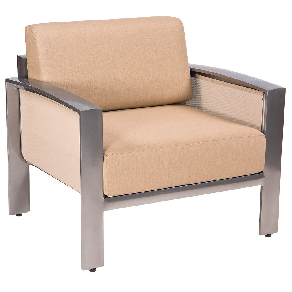 Woodard Metropolis Lounge Chair   3G0406