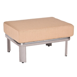 Woodard Metropolis Sectional Square Ottoman - 3G0451