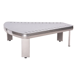 Woodard Metropolis Sectional Wedge Table - 3G0452