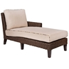 Woodard Mona Right Arm Sectional Chaise Unit - S520041R