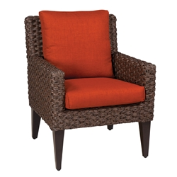 Woodard Mona Dining Arm Chair - S520511