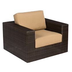 Woodard Montecito Lounge Swivel Lounge Chair - S511015
