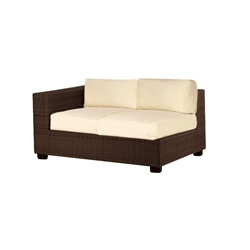 Woodard Montecito Left Arm Facing Loveseat - S511031L