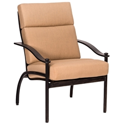 Woodard Nob Hill Dining Arm Chair - 3U0401