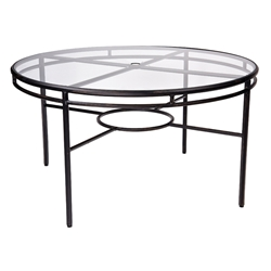 Woodard Nob Hill Round Umbrella Table - 3U54BT