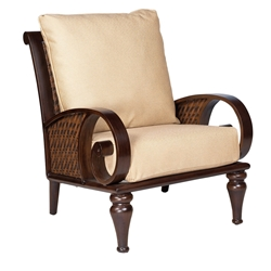 Woodard North Shore Stationary Lounge Chair - S540011