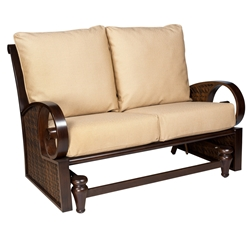 Woodard North Shore Loveseat Glider - S540821