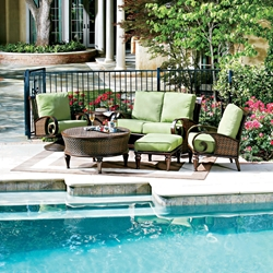 Woodard North Shore Patio Lounge Set - WHITECRAFT-NORTHSHORE-SET2