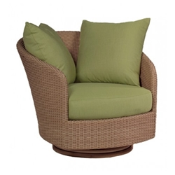 Woodard Oasis Swivel Lounge Chair - S507015