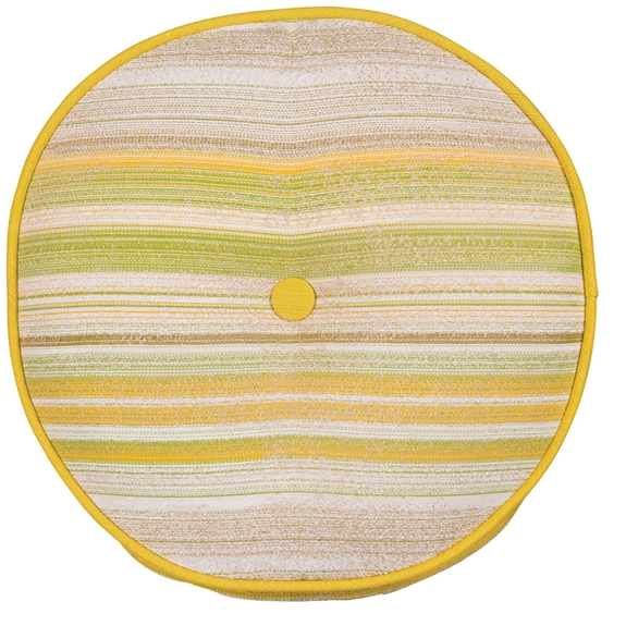 Woodard Round Throw Pillow - 6NWP16WL