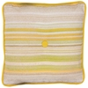 Woodard Square Throw Pillow With Button - 6NWP20WL
