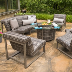 Woodard Reunion Wicker Outdoor Furniture